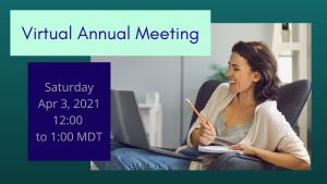 2021 NM Chapter Virtual Annual Meeting